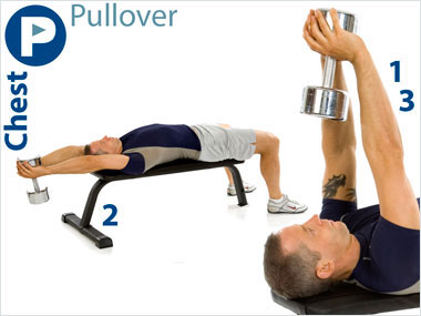 FitnessBuilder Pullover