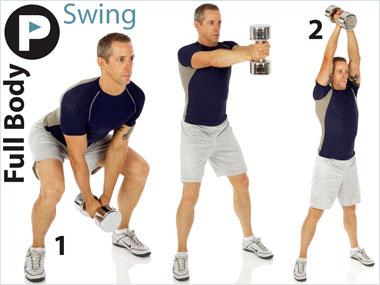 FitnessBuilder Swing