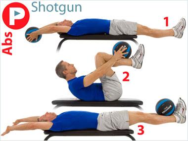 FitnessBuilder Shotgun