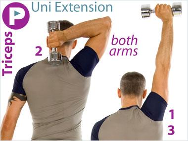 FitnessBuilder Uni Extension